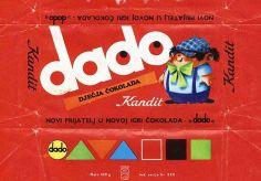 Уште има Дадо, ама не е таа амбалажа.