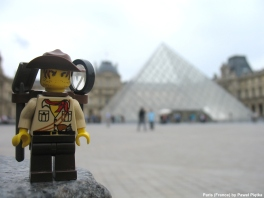 Paris-France-Louvre