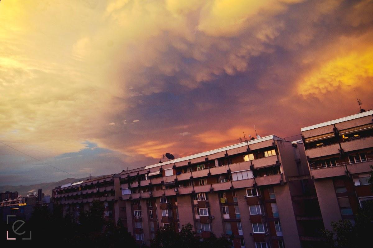 СКОПЈЕ СЛИКИ: Скопје низ годишни времиња
