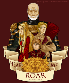 http://mortinfamiart.deviantart.com/art/Game-of-Thrones-House-Lannister-305648012