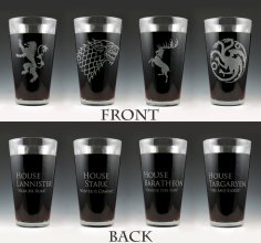 http://yukizeal.deviantart.com/art/Game-of-Thrones-House-Pint-Glass-Set-336577270