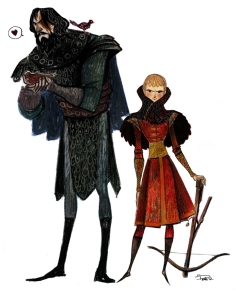 http://phobs.deviantart.com/art/Game-of-Thrones-Prince-and-the-Hound-282697180