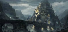 http://tryingtofly.deviantart.com/art/Game-of-thrones-redesign-The-Eyrie-565760560
