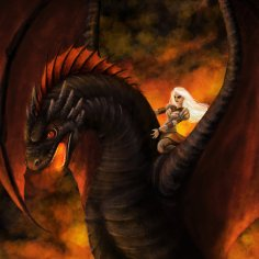 http://superkroolik.deviantart.com/art/I-will-take-what-is-mine-with-fire-and-blood-363926905