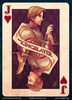 http://saiyagina.deviantart.com/art/Jaime-Lannister-474448263