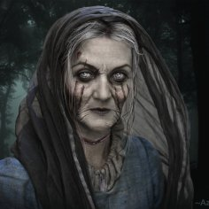 http://azad-injejikian.deviantart.com/art/Lady-Stoneheart-ASoIaF-Game-of-Thrones-355839889