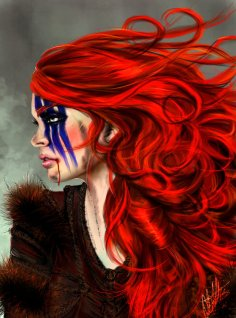http://i-andreea-i.deviantart.com/art/Ygritte-327088692